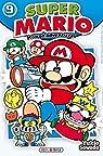 Super Mario - Manga Adventures, tome 9 par Sawada