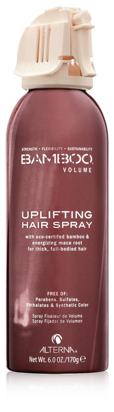 7deaf8d59 Amazon.com : Bamboo Volume Uplifting Hair Spray, 6-Ounce : Hair Care  Styling Products : Beauty