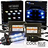 BPS Lighting ECM Series Canbus AC 35w HID Xenon Conversion Kit w/ Premium Ballast With Quick Start Technology Perfect to Replace Halogen Headlight & Fog Lights - 2 Years Warranty W/ Tech Support (H3, 3000K)