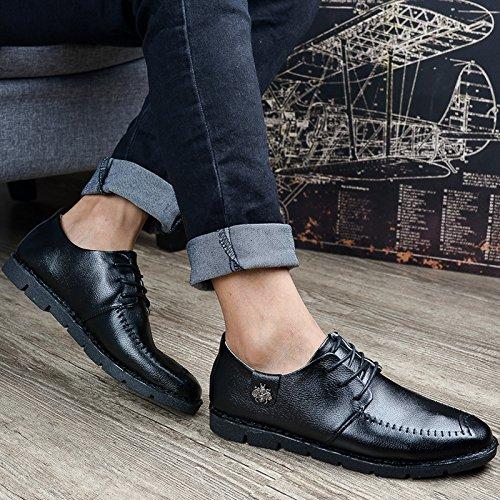 scarpe Skid vettura Casual della di L'uomo qualit guida alla alta Scarpe qTIx40w