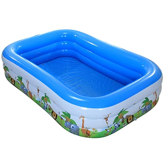 Piscina Hinchable Infantil | Materiales Ecológicos | Piscina ...