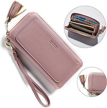 FASHION Donna Designer Flap Coin Portafoglio Da Donna Borsetta Sacchetto Porta carte di credito
