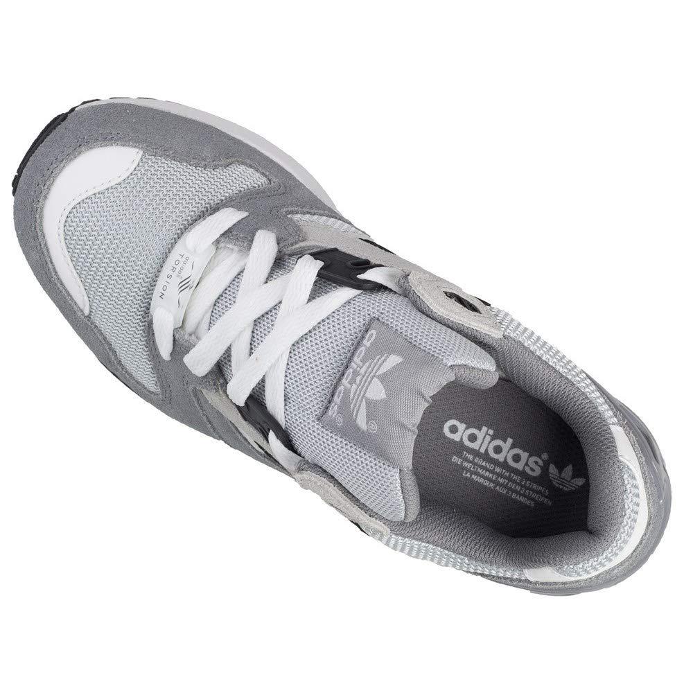 adidas ZX 8000 AQ5639 Farbe: Weiß Schwarz Grau Größe