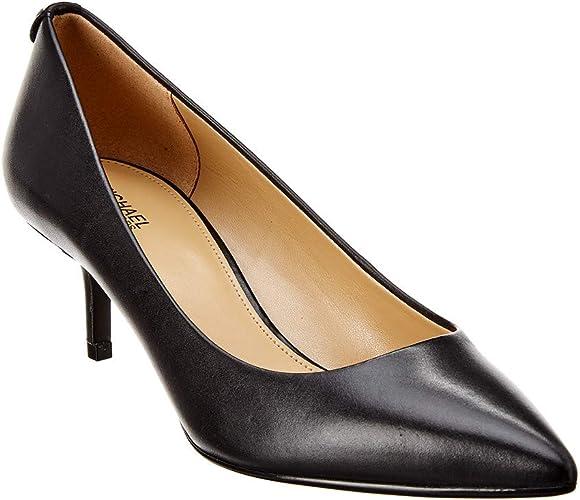 exclusive shoes exclusive deals timeless design Amazon.com | MICHAEL Michael Kors MK-Flex Kitten Pump Black ...