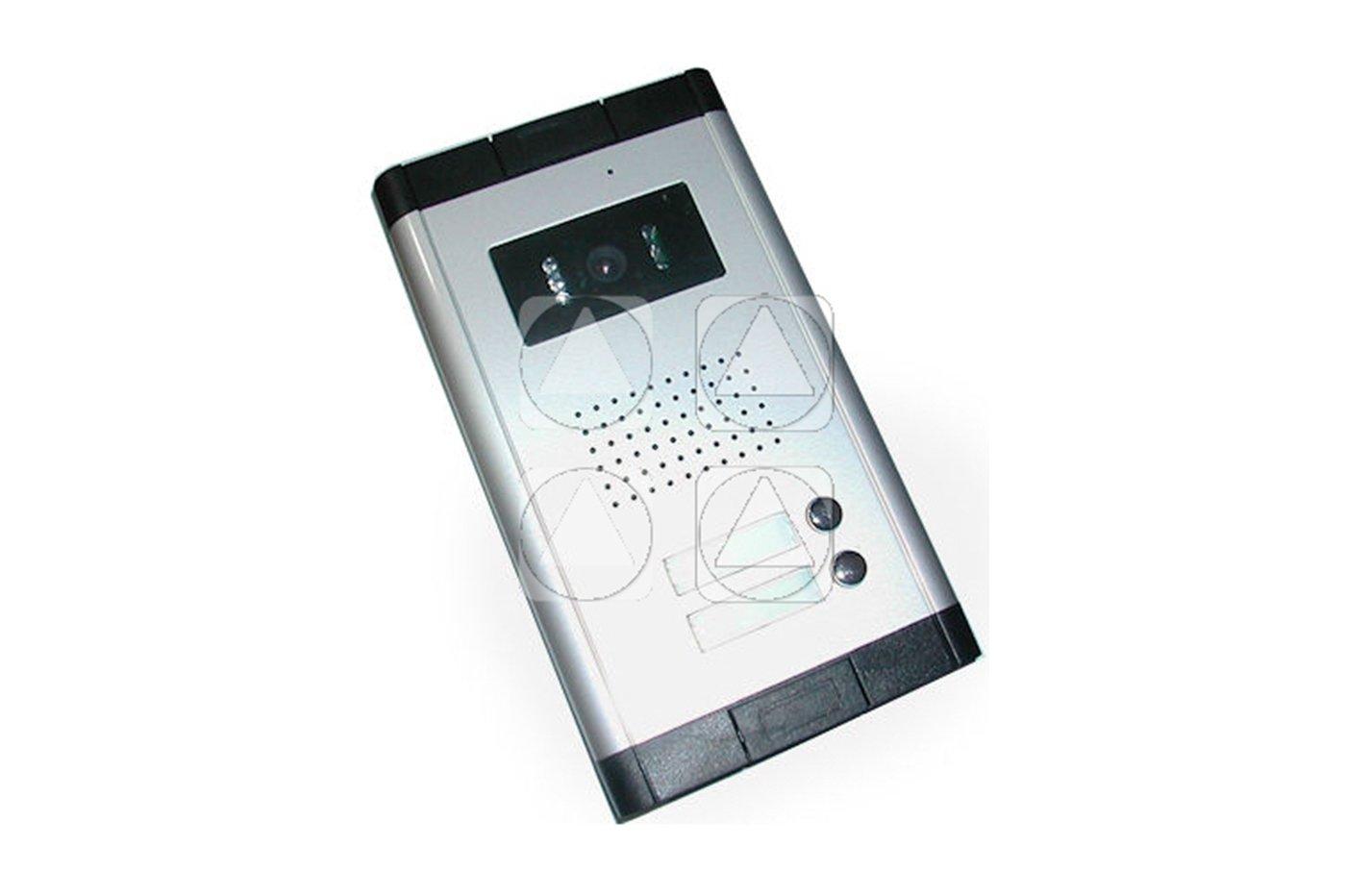 Interphone vid/éo couleur avec double monitor /ÉCRAN LCD 7 avec fonction fotorecorder m/émoire int/égr/é dvr