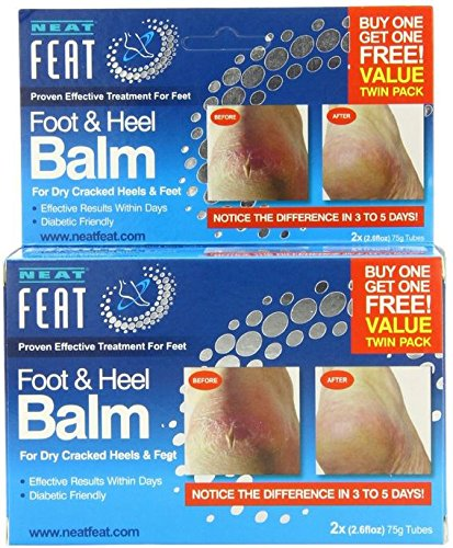 Neat Feat Foot Heel Balm product image