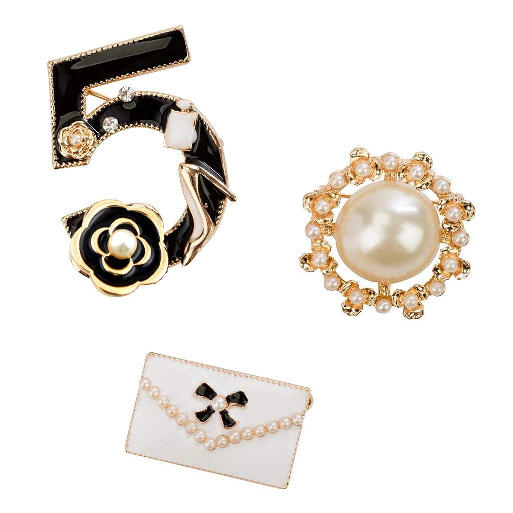 Fashion Jewelry Celebrity Designer Inspired Gift Set (Number 5 Set) by Fashion Jewelry