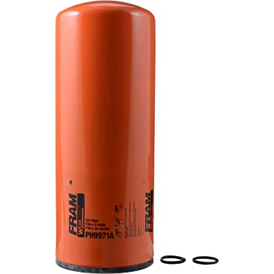 FRAM PH9971A Heavy Duty Full Flow Lube Spin-On Oil Filter: Automotive