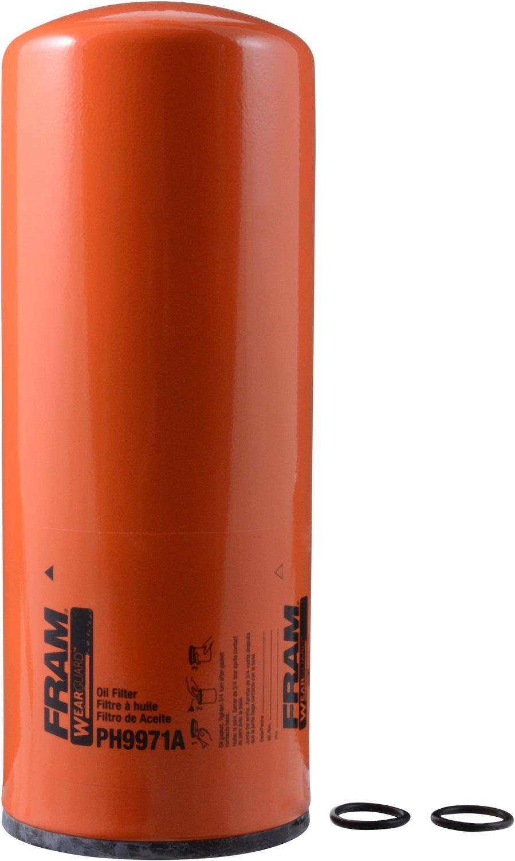 FRAM PH9971A Heavy Duty Full Flow Lube Spin-On Oil Filter
