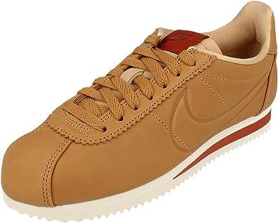 George Bernard rival Yo  Nike Wmns Classic Cortez Prem, Zapatillas de Running para Mujer, Multicolor  (Camel/Camel/Mars Stone/Phantom 200), 38.5 EU: Amazon.es: Zapatos y  complementos
