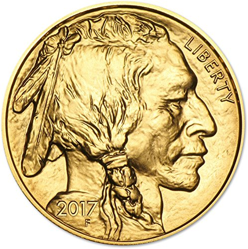 2017 American Gold Buffalo (1 oz) Fifty Dollar US Mint ()