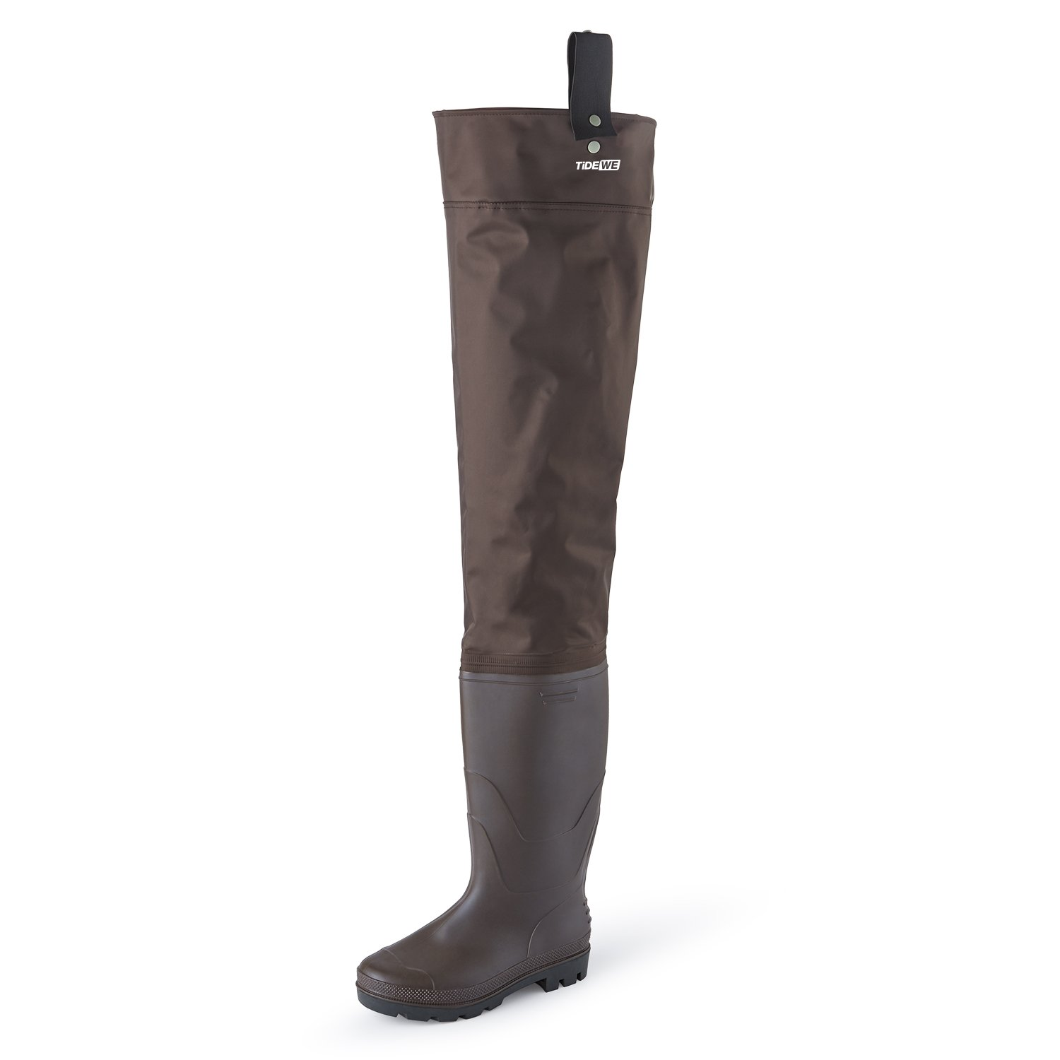 TideWe Hip Wader, Lightweight Hip Boot for Men and Women