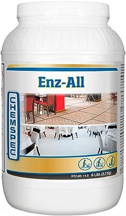 Amazon.com: chemspec – enz-all – Enzima emulgente Limpieza ...