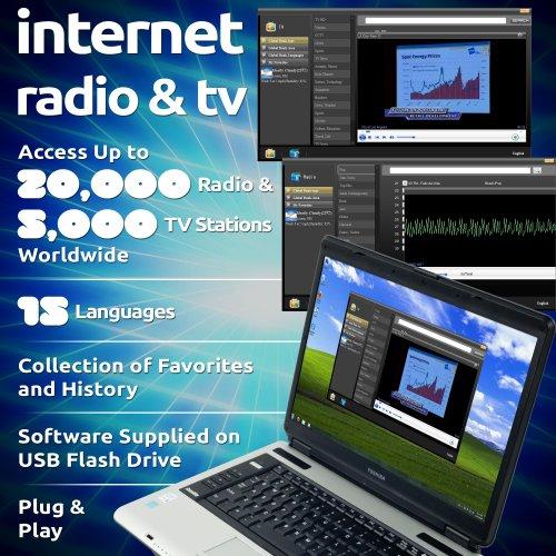 Laptop Buddy Internet Radio And Tv Software 25 000