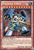 Yu-Gi-Oh! - Machina Force (LCYW-EN171) - Legendary Collection 3: Yugi's World - 1st Edition - Secret Rare
