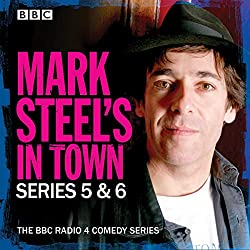 Mark Steel's in Town: Series 5 & 6