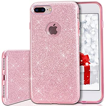 amazon com cute iphone 7 plus case for girl pink iphone7 plus