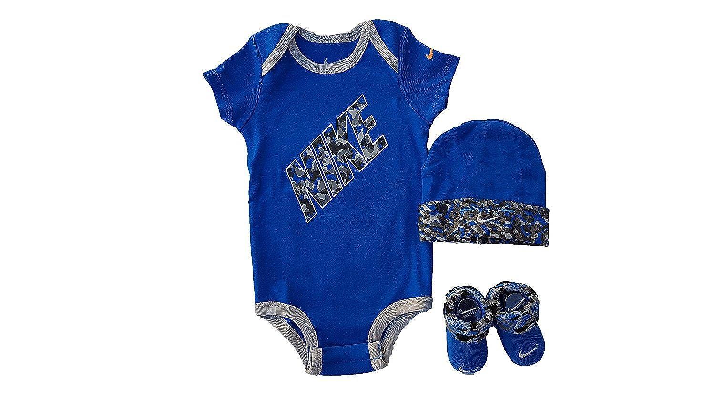 Nike Baby 3-Piece Bodysuit 137805312a58