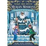 Winter of the Ice Wizard: Magic Tree House, Book 32   Mary Pope Osborne