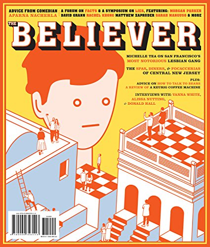 The Believer, Issue 118: April/May