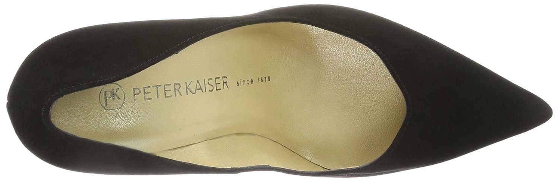 Peter Kaiser DITA 65901 Damen Pumps Schwarz (Schwarz Suede Suede (Schwarz 240 240) 9021b8