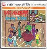 Fat Albert and the Cosby Kids 3d View-Master 3 Reel Packet