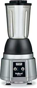 Waring Commercial BB190S NuBlend 3/4 HP Elite Commercial Blender with 32-Ounce Stainless Steel Container