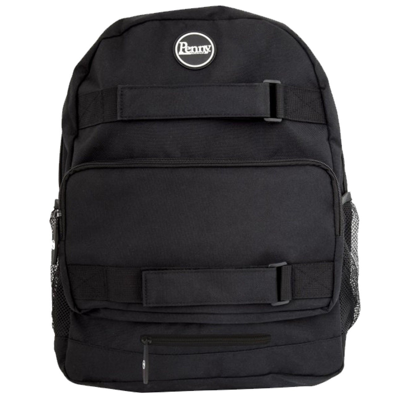 231905e02283 Penny Skateboards Pouch Backpack   Bag - All Black  Amazon.co.uk  Sports    Outdoors