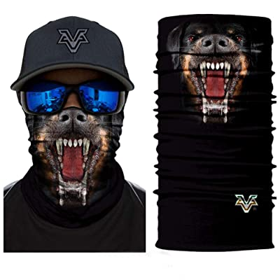 Vcoros Skull Bandana Face Mask For Bike Cycling Riding Motorcycle Racing Hunting Skiing Snowboarding Fishing Winter Warm Neckerchief Men Women outdoor sport Scraf (PL180426): Automotive