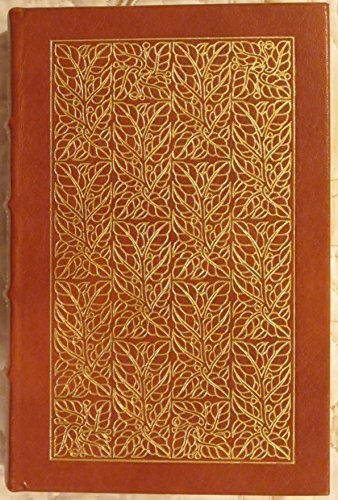 WALDEN OR LIFE IN THE WOODS Easton Press, Henry David Thoreau
