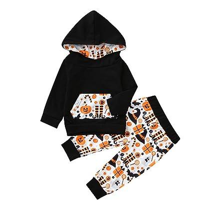 0a147bcec Amazon.com  Sikye Halloween Costume 2pcs Set for Toddler Baby Boys ...