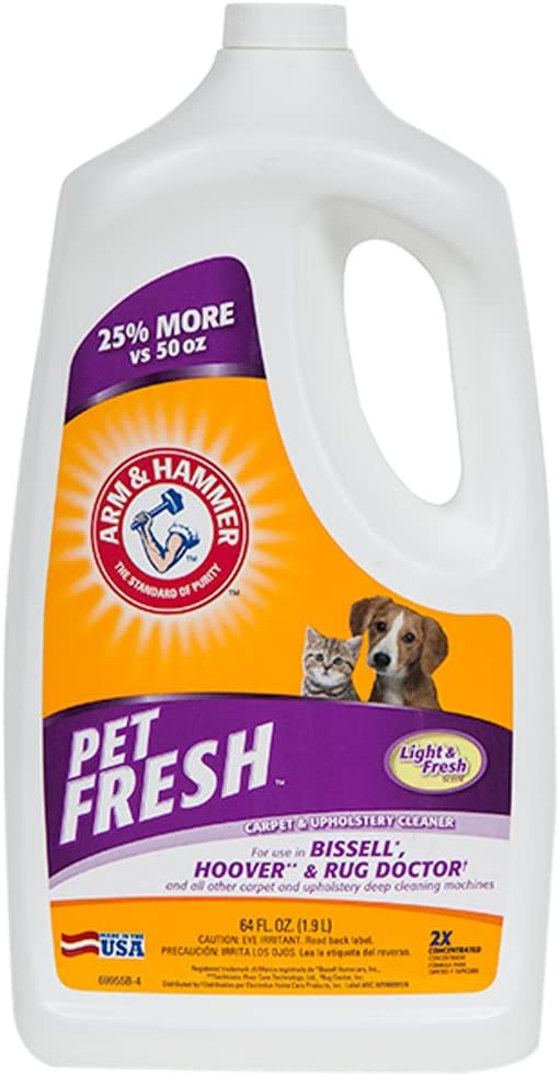 Arm & Hammer 64 oz Pet Fresh Extractor Chemical