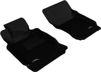 3D MAXpider L1IN01512201 Custom Fit Classic Series Floor Mats Gray Infiniti Q70//M37 Models