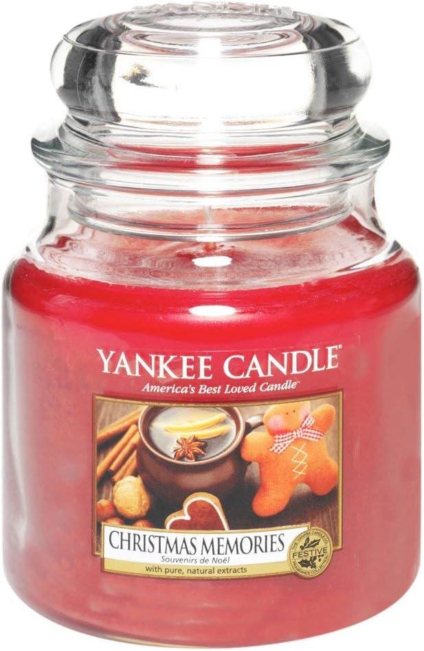 /«/Souvenirs de No/ël//» Yankee Candle bougie petite jarre