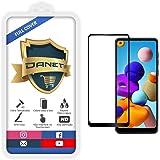 """Película De Vidro Temperado 3D Full Cover Para Samsung Galaxy A21s com Tela de 6.5"""" Polegadas - Proteção Blindada Top Premium"""