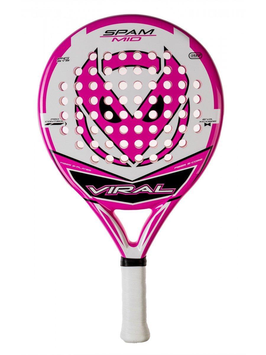 Viral Sport Spam Mid VPS11 Pala de pádel para Mujer - Regalo ...