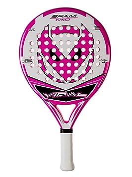 Viral Sport Spam Mid VPS11 Pala de pádel para Mujer - Regalo Funda: Amazon.es: Deportes y aire libre