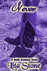 Never: A Wolfe Brothers Novel, Book 4 (Wolfe Brothers series)