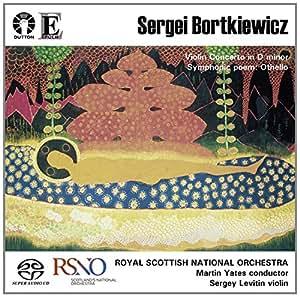 Violin Concerto/Othello Tone Poem
