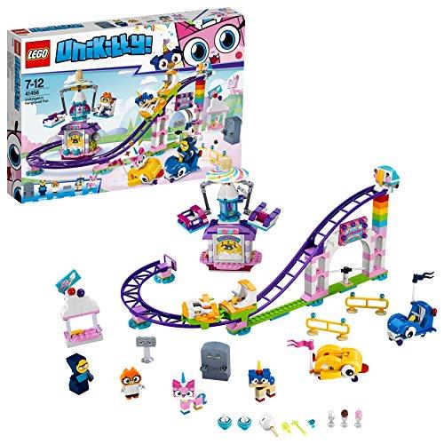 레고(LEGO)유니 키티 유니 킹 댐의 유원지 41456