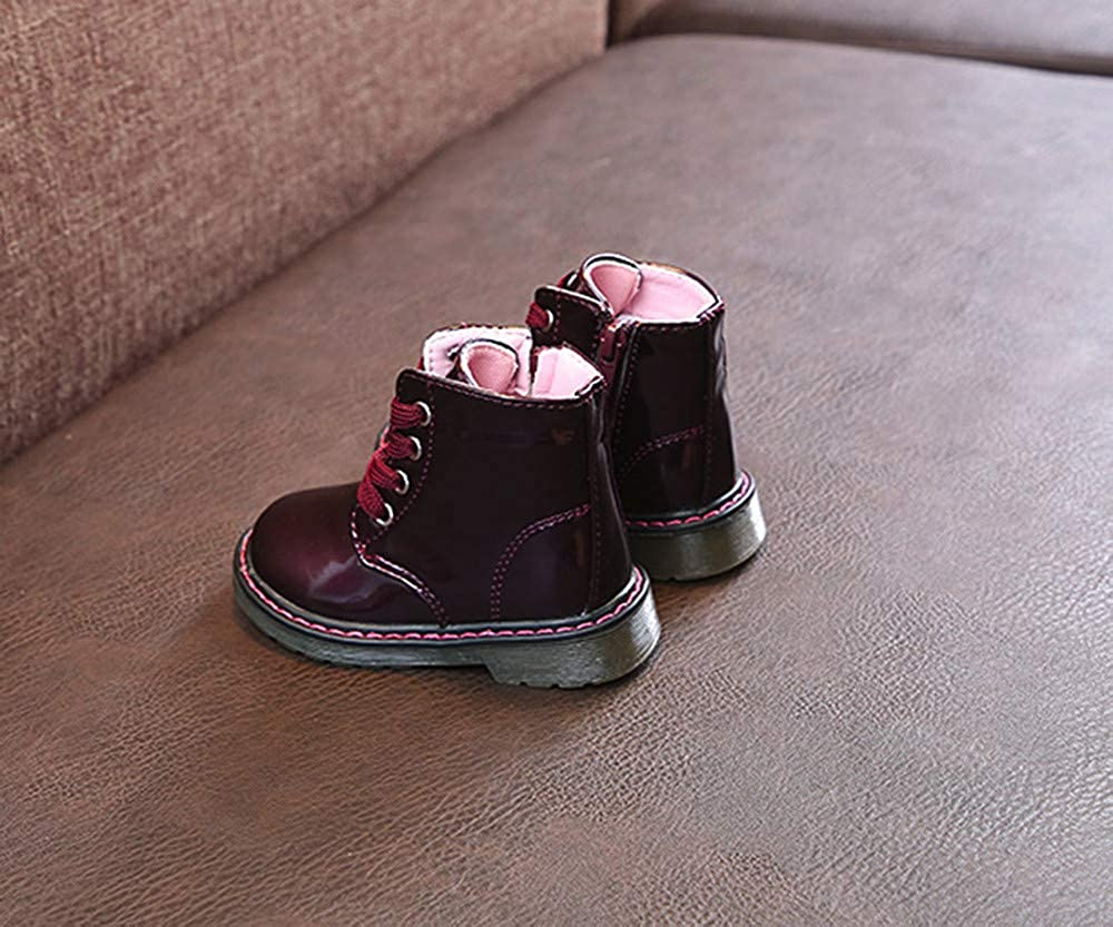 Heligen Ausverkauf Baby Kinder Warme Jungen M/ädchen Martin Sneaker Stiefel Schnee Baby Freizeitschuhe