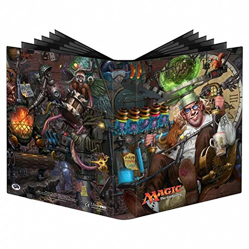 Unstable PRO Binder for Magic the Gathering, 9-Pocket ()