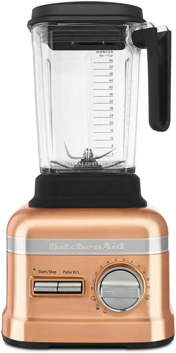 KitchenAid Pro Line Copper Clad Blender with Thermal Control Jar, RKSB8280CP (RENEWED) (CERTIFIED REFURBISHED)