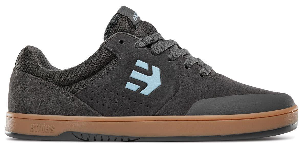 Etnies Herren Marana Skateboardschuhe  42 EU|Grau (Dark Grey/Blue 061)