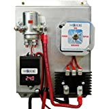 24 Volt Basic Three Phase Wind and Solar Charge Controller with LED Display