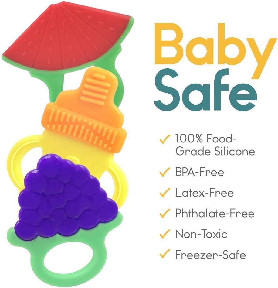 Juguetes para la dentición del bebé - BET Free Free Organic ...