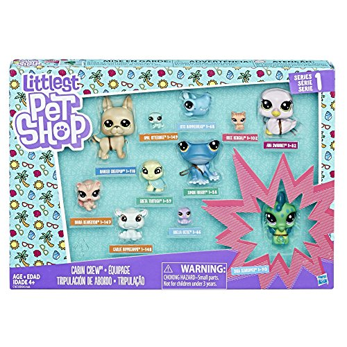 Littlest Pet Shop Cabin Crew ()