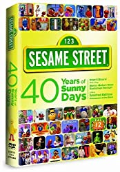 Image of the product Sesame Street: 40 Years that is listed on the catalogue brand of Sesame Workshop.
