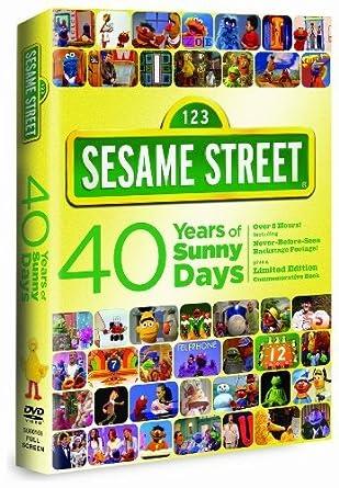 Amazon com: Sesame Street: 40 Years of Sunny Days: Various: Movies & TV