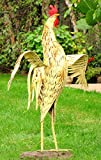 Large Rooster Sculpture For Sale